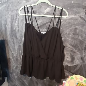 ❤Black Maurices tank size 3